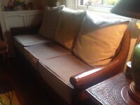 Quality three and two seater sofa