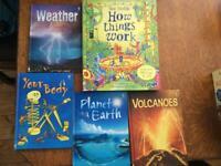 Usborne book bundle as new