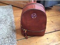 Michael Kors style brown ladies bag