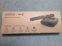 BT youview box - Free View or BT Sport if you are BT Customer