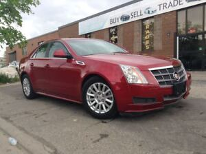2010 Cadillac CTS AWD | LEATHER | SUNROOF | BLUETOOTH |