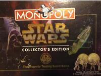 Monop lay Star Wars collector's edition