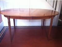 Extendable Dining Table/ Can Deliver