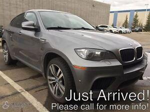 2011 BMW X6 M AWD w/Executive Package