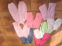 Baby Girl trousers bundle. 3-18 months