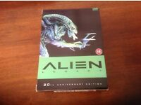 Alien Legacy 20th Anniversary Edition box set