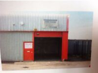 FACTORY UNIT TO LET - GLOUCESTER