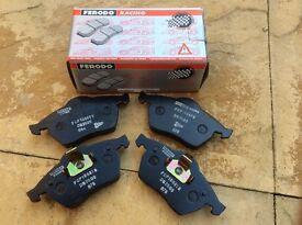 Ferodo DS2500 308mm racing brake pads