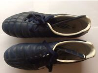 Umbro Men's Rugby Shoes - UK Size 8 Navy