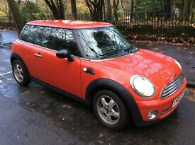Mini One 1.4 - 2008 (12 months MOT)