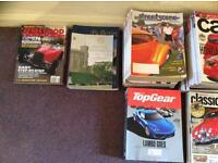 Car Magazines Rolls Royce, Classic Cars, AutoCar, Top gear and many more Total Over 110 Magazines