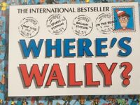 Bundle of 5 Where's Wally? books in very good condition