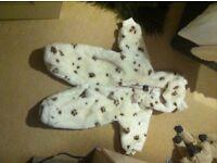 Warm baby snow suit