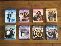Will & Grace - every episode all 8 box sets