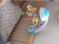 Fisher Price Sparkling Symphony cot mobile