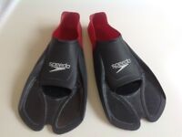 Speedo Biofuse Training Fins Flippers UK 6-7