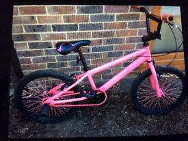 Bicycle for sale Pink BMX