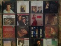 A selection of classical cd,s
