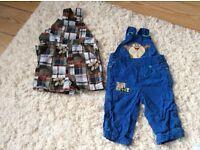 Massive bundle of boys clothes 9-12 months great condition