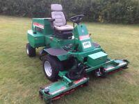 Ransomes 2130 Triple mower