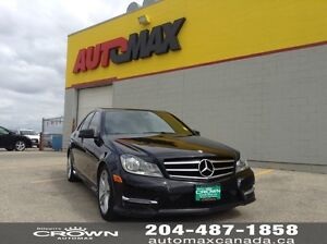 2014 Mercedes-Benz C300 C-Class 4Matic *Heated Leather/Sunroof*