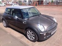 Mini Cooper park lane 06plate. excellent runner, well looked after.