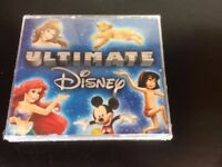 Ultimate Disney 3 CD Music Collection New and Sealed