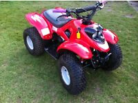Quad bike Apache
