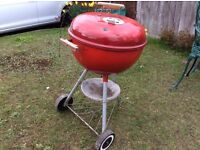 Weber barbecue - large