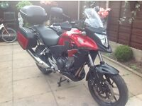 Honda CB500X motorcycle for sale