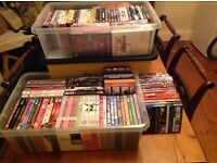 100+ DVDs Selling as a complete job lot. £75 O.NO. Full list included