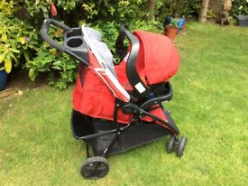 Graco Travel System in excellent condition