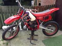 Cr 80 project