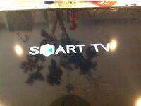 Samsung damaged tv