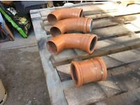 "3"" drainage pipes"