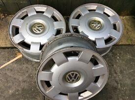 VW wheel rims