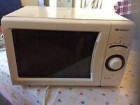 Microwave sharp