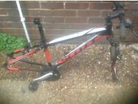 Scott Aspect 680 Mountain Bicycle Bike Frame