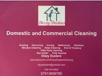 Dizzy Dusters Cleaning
