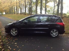 Peugeot 207SW 1.6HDi *LOWER PRICE*