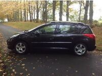 Peugeot 207SW 1.6HDi *P/X on WEDNESDAY*