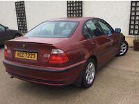 BMW 320D SE 4DR SALOON