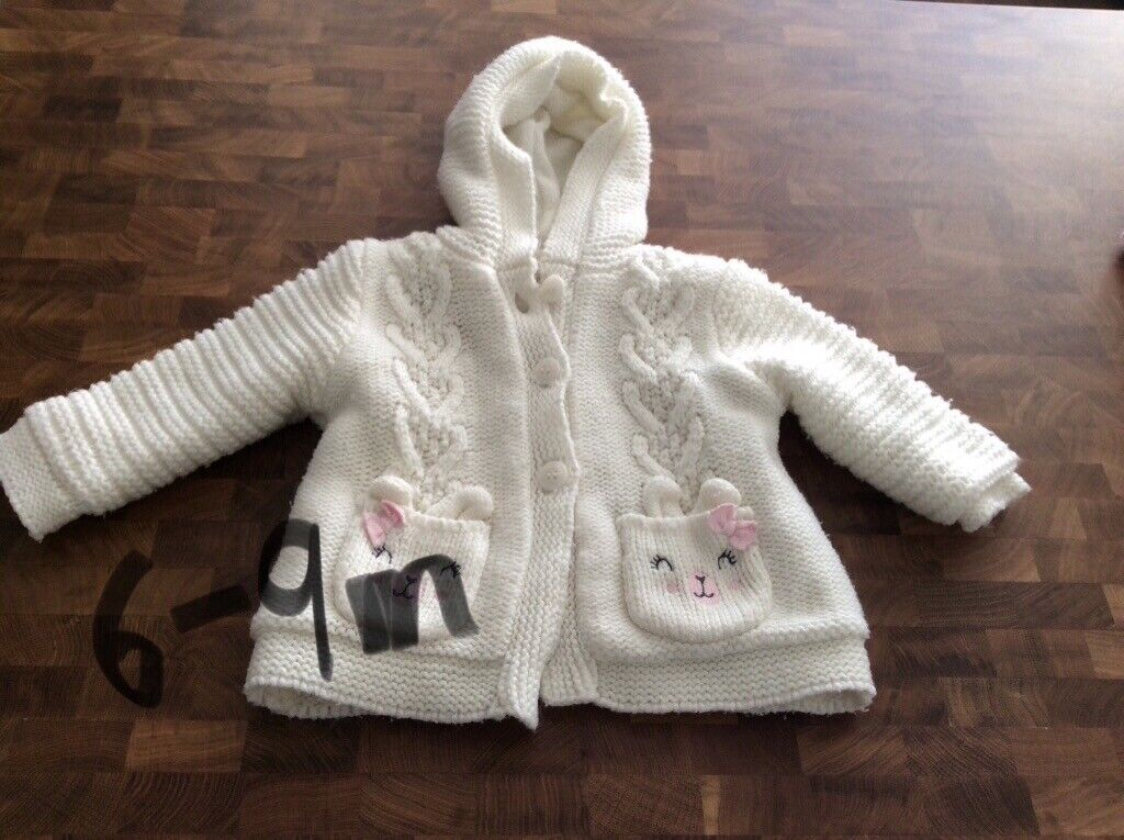 54c9213bd542 Baby girl winter coats and snowsuits