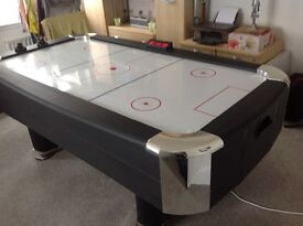 6ft Electronic Air Hockey Table