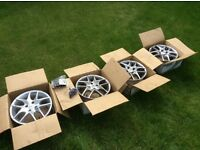 "TWC 15"" Alloy wheels"