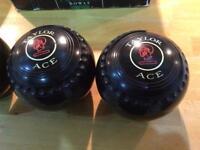 Taylor ace bowls size 0