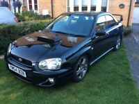 Subaru Impreza wrx low mileage for sale/swaps
