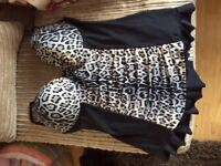Size 22/24 swimsuit with very good support cups 40f