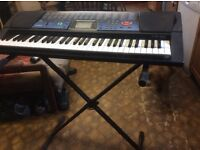 Casio Keyboard CTK 511 with stand