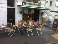 Cafe-Business for sale.Jungle cafe £18000